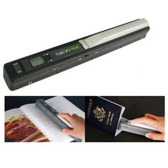 Portable Scanner TSN410 Scanners handy scan Support TF Card
