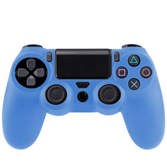 Silicone Case for Sony PS4 Controller (Blue)