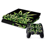 Grass Pattern Decal Stickers for PS4 Game Console