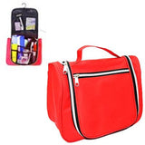 Fashion Travel Big Air Volume Multifunctional Wash Bag / Cosmetic Bag Red(Red)