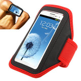 Sports Armband Case for Samsung Galaxy S III / i9300 (Red)