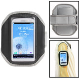 Sports Armband Case for Samsung Galaxy SIII / i9300 (Gray)