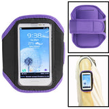 Online Buy Sports Armband Case for Samsung Galaxy SIII / i9300 (Purple) | South Africa | Zasttra.com
