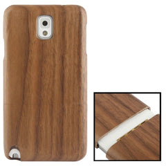 Detachable Rosewood Material Case for Samsung Galaxy Note III / N9000