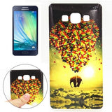 Balloon Pattern TPU Case for Samsung Galaxy A3