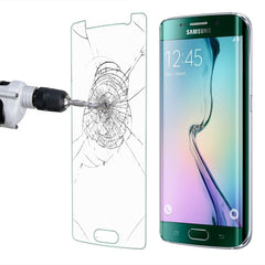 Link Dream 0.33mm 2.5D 9H Explosion-proof Tempered Glass Film for Samsung Galaxy S6 edge / G925