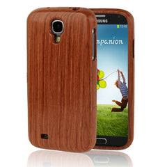 Bubinga Wood Material Case for Samsung Galaxy S IV / i9500