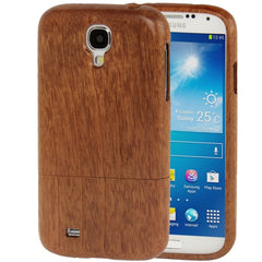Detachable Myrtus Wood Material Case for Samsung Galaxy S IV / i9500