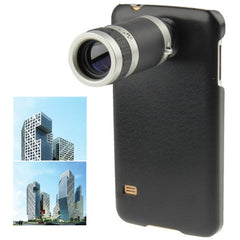 6X Zoom Lens Mobile Phone Telescope + Plastic Case for Samsung Galaxy S5 / G900