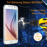 0.3mm 2.5D Explosion-proof Tempered Glass Screen Protector for Samsung Galaxy S6 - Zasttra.com - 4
