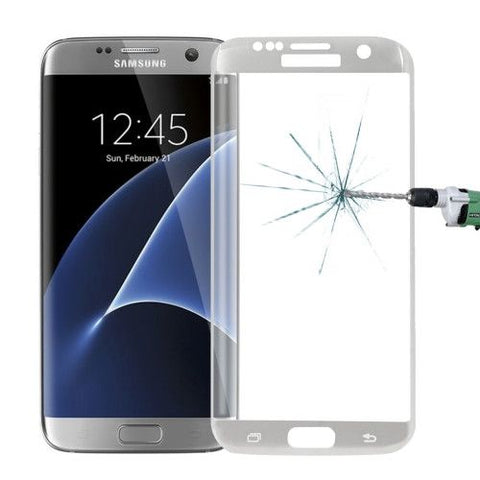 Colorized Tempered Glass Full Screen Film for Samsung Galaxy S7 Edge / G935