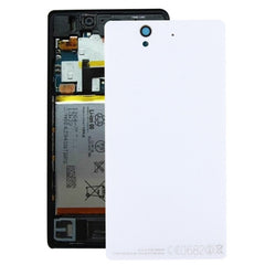 Aluminium Replacement Battery Back Cover for Sony Xperia Z / L36h(White)