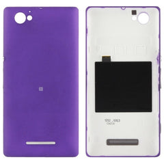Battery Back Cover for Sony C1905(Purple)