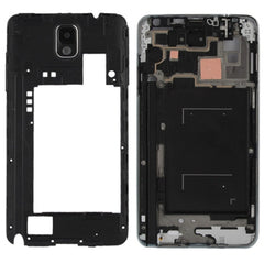 iPartsBuy 2 in 1 for Samsung Galaxy Note III / N9000 (Original LCD Middle Board + Original Chassis)(Black)
