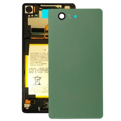 iPartsBuy Original Battery Back Cover for Sony Xperia Z3 Compact / D5803(Green)
