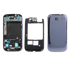 For Samsung Galaxy SIII / i9300 Original Full Housing Chassis Cover(Dark Blue)