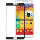 Original Front Screen Outer Glass Lens for Samsung Galaxy Note III / N9000 (Black) - Zasttra.com - 1