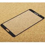Original Front Screen Outer Glass Lens for Samsung Galaxy Note III / N9000 (Black) - Zasttra.com - 2
