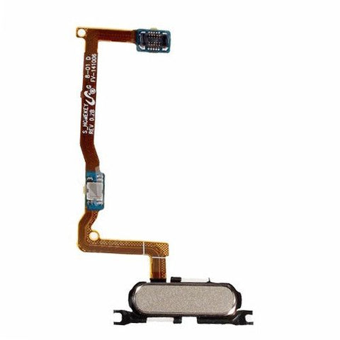 iPartsBuy Home Button with Flex Cable for Samsung Galaxy Alpha / G850F