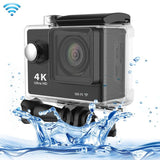 H9 4K Ultra HD1080P 12MP 2 inch LCD Screen WiFi Sports Camera
