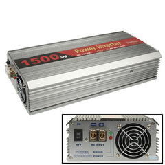SUVPR 1500W AC Input 12V Multifunctional inverter Output voltage: AC220V