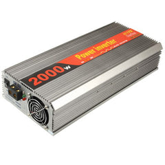 SUVPR 2000W AC Input 24V Multifunctional inverter Output voltage: AC 220V