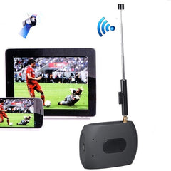 Wirelss WiFi Mobile DVB-T ISDB-T TV Tuner Stick Receiver for iPad / iPhone / Android Phones / Tablet
