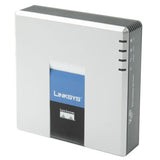 Unlocked LINKSYS SPA3102 VOIP PSTN Phone Adapter with FXS + FXO + 2x Ethernet Ports