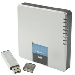 Unlocked LINKSYS SPA400 VOIP PSTN Phone Adapter with 4x FXO Ports