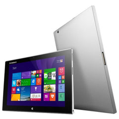 Lenovo MIIX10 Tablet PC 64GB 10.1 Inch Windows 8 RAM: 2GB(Silver)