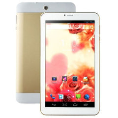 Ampe A91 Tablet PC 8GB 9.0 inch Android 4.2.2 Dual SIM GPS GSM Phone Call(Gold)