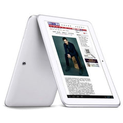 Ampe A92 Tablet PC 8GB 9.0 inch Android 4.4.2 CPU: Allwinner A33 Quad Core 1.3GHz(White)