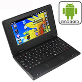 7.0 inch Android 4.4 Notebook PC EPC 701 CPU: VIA WM8880 Dual Core 1.5GHz(Black)