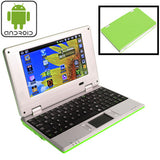 7.0 inch Android 4.4 Notebook PC EPC 701 CPU: VIA WM8880 Dual Core 1.5GHz(Green)