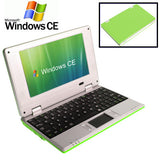7.0 inch Windows CE Notebook PC EPC 701 CPU: VIA WM8850 A9 1.5GHz(Green)