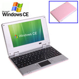 7.0 inch Windows CE Notebook PC EPC 701 CPU: VIA WM8850 A9 1.5GHz(Pink)