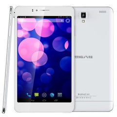 Ainol Novo AX7 Note7/Flame Tablet PC 16GB 7.0 inch 3G + Voice function Android 4.2.2 CPU: MTK6592 8 Core 1.7GHz RAM: 1GB Dual SIM(White)