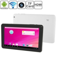 9.0 inch Android 4.2 Tablet PC 8GB RAM: 1GB(White)