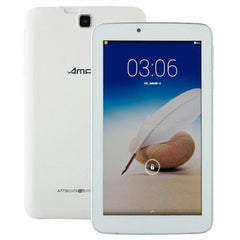 Ampe A77 Tablet PC 8GB 7.0 inch Android 4.2.2 CPU: Allwinner A33 Quad Core 1.3GHz(White)