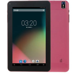 9.0 inch Android 4.4 Tablet PC 8GB GLD-13 CPU: Allwinner A33 Quad Core(Magenta)
