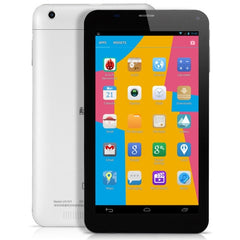 Cube Talk7XS / U51GTS Tablet PC 7 inch Android 4.2.2 MTK8312 Dual-core 1.3GHz Dual SIM Support 3G Call / GPS(White)