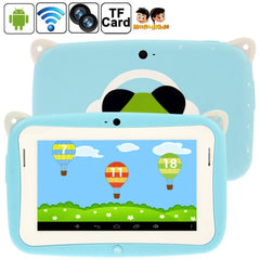 R430C-2926 Kids Mini Tablet PC 4.3 inch Android 4.2(Blue) - 1 x English Manual