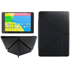 Original PiPO Polycarbonate Material TPU Horizontal Flip Leather Case with Holder for PiPO P8 7.85 Inch Tablet PC (S-WMC-0042 S-WMC-0049)(Black)