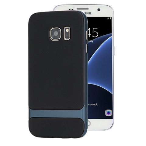 Rock Royce Series for Samsung Galaxy S7 / G930 Business Style TPU + PC Protective Case(Tarnish)