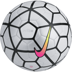 Nike Pitch Soccer Ball - Grey - 5