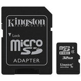 32Gb Kingston Gc Class 10