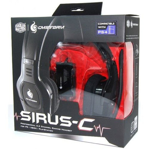 CM Storm Sirus C Gaming Headset