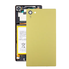 iPartsBuy for Sony Xperia Z5 Compact Original Back Battery Cover(Gold)