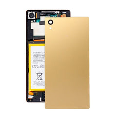 iPartsBuy for Sony Xperia Z5 Premium Original Back Battery Cover(Gold)