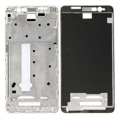 iPartsBuy Front Housing LCD Frame Bezel Plate Replacement for Xiaomi Redmi Note 3(White)